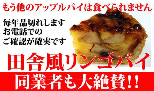 神戸市西区のアップルパイ