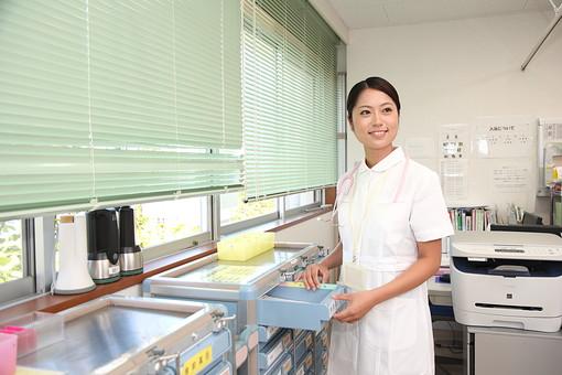 神戸市の老人ホーム看護師